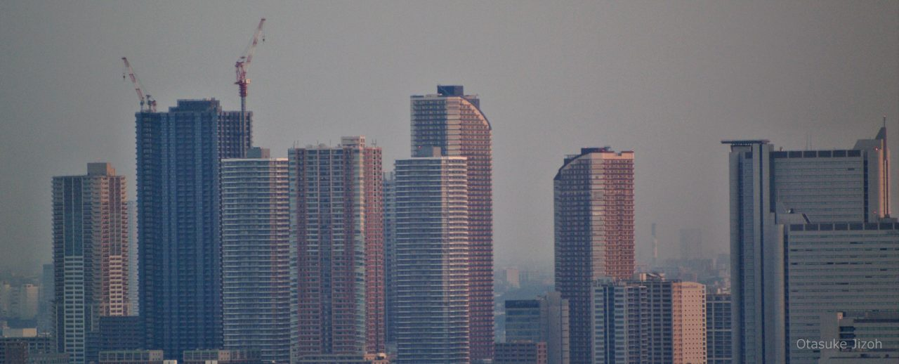 Dawn-of-high-rise